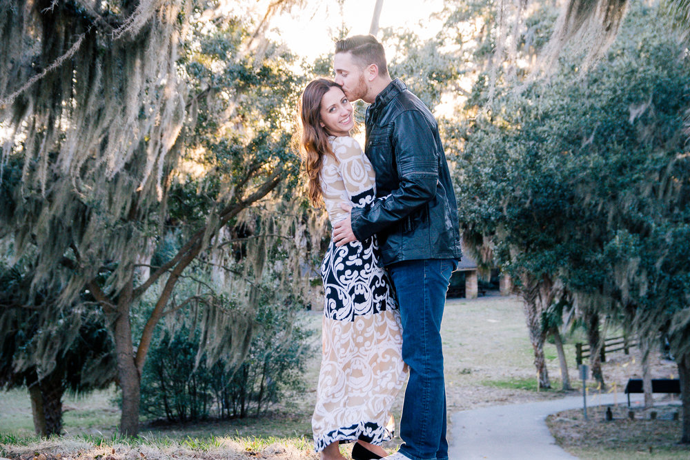 Phillipe-park-engagement-session, Tampa-engagement-session, Tampa-engagement-photos