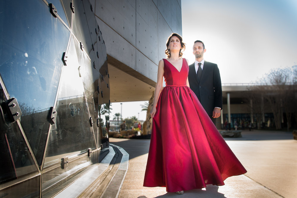 St.Pete-engagement-session, Dali-museum-photos, St.Pete-wedding-photographer