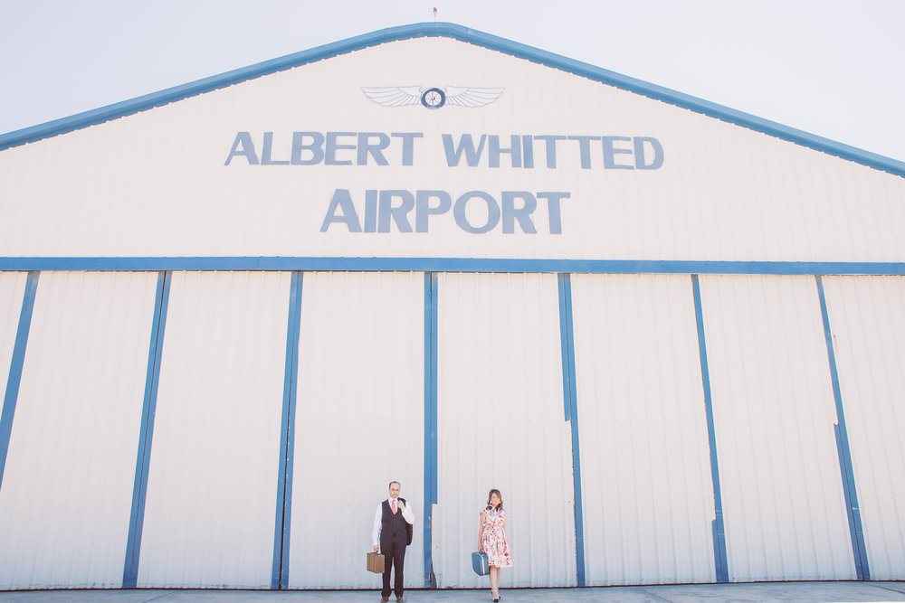 St.Pete-airport-engagement-session, St.Pete-wedding-photographer, Tampa-best-locations-for -engagement-sessions
