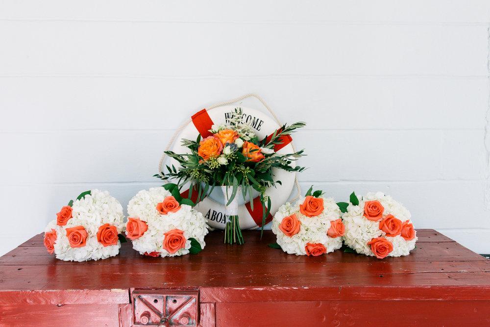 St.Pete-wedding, Wedding-details, bouquets