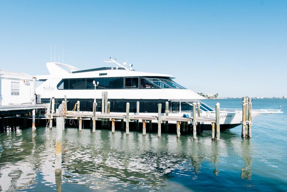 Starlite-sapphire-wedding, St.Pete-yacht-wedding