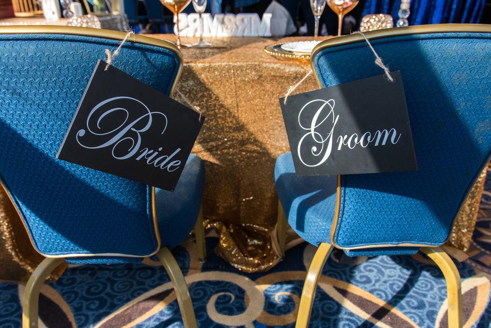Starlite-Dinner-Yacht-wedding-details, St.Pete-weding-photo