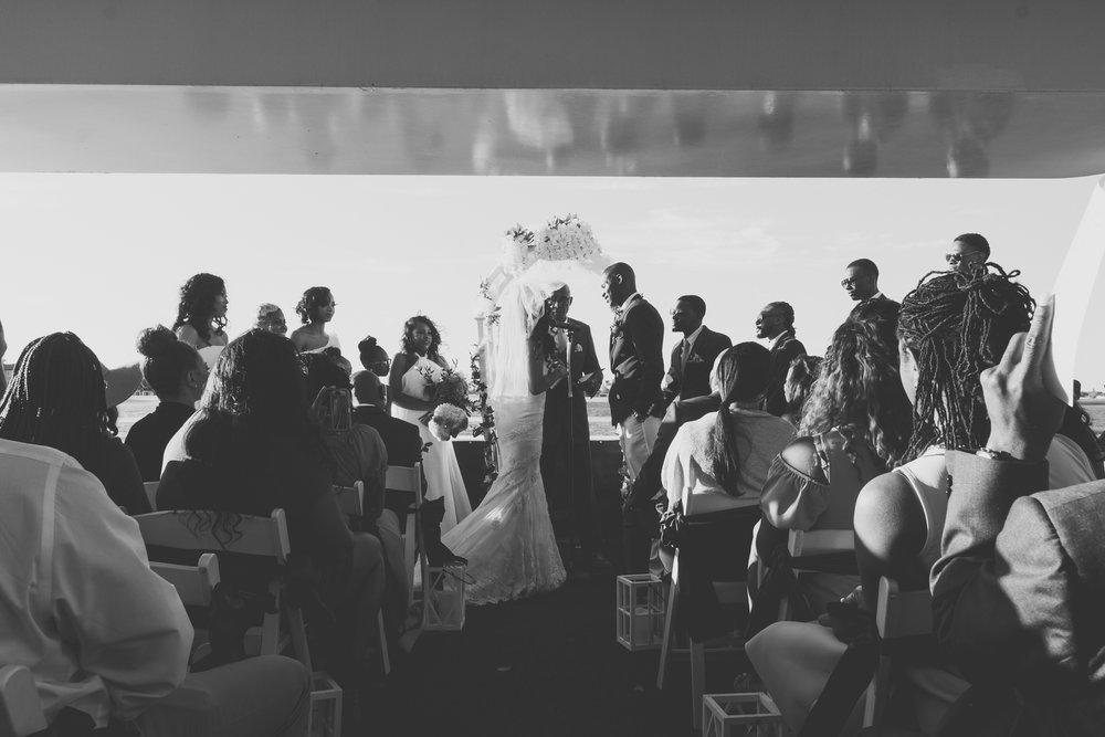 Starlite-Dinner-Yacht-wedding-ceremony, Yacht-wedding-ceremony-photo