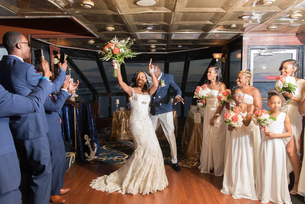 Stalite-Dinner-yacht-wedding-reception, St.Pete-wedding-photo