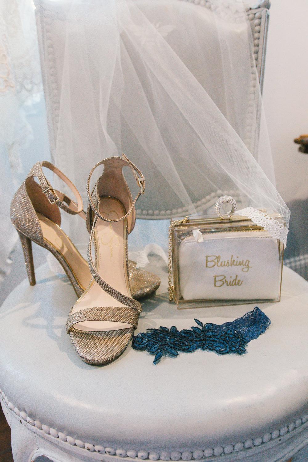 Jessica-Simpson-shoes, wedding-details