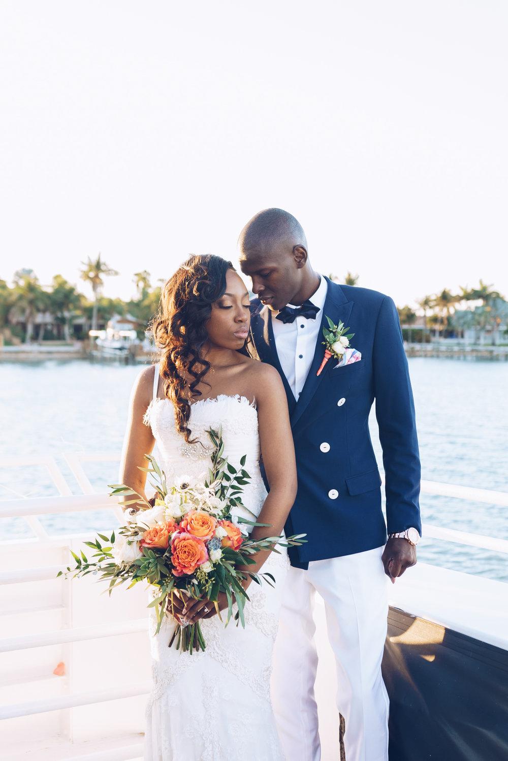 St.Pete-wedding-photography, Yacht-wedding-photo