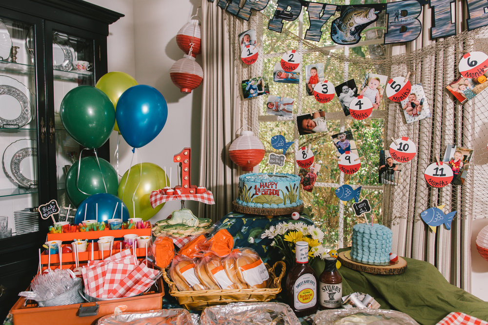First-birthday-party, decorataion-birthday-party-photo