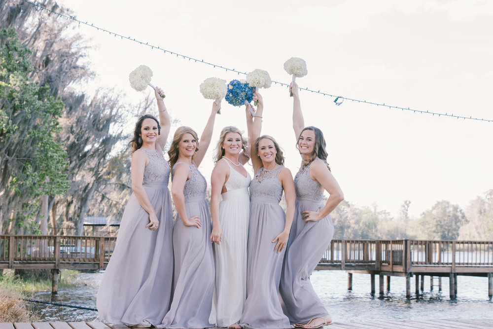 Lutz-wedding-photo, backyard-wedding, bridesmaids-photo