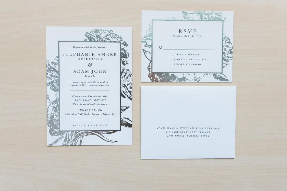 st pete-beach-wedding-invitations, tampa-wedding-photographer