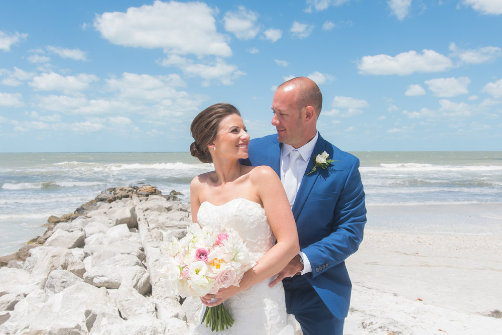 Tide-the-knot-beac-wedding, St.Pete-beach-wedding-photo