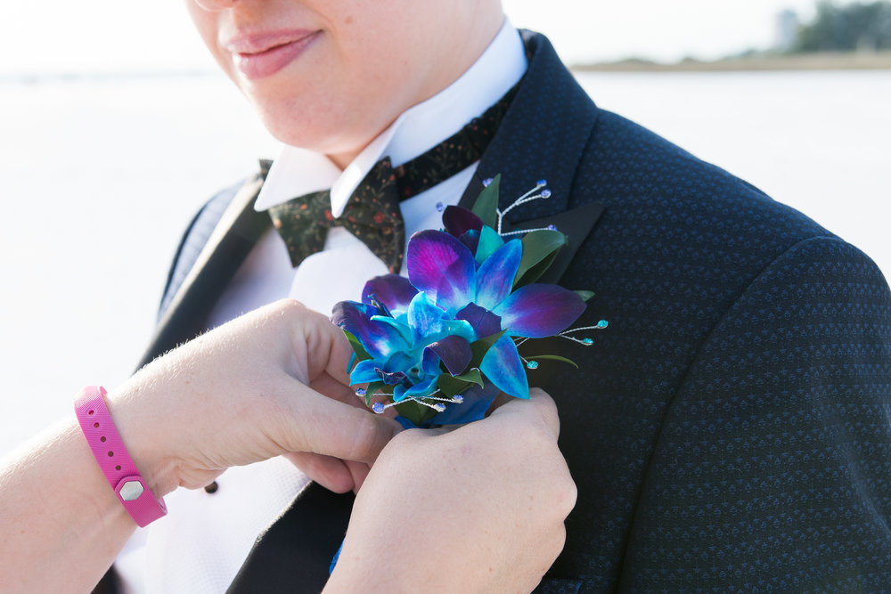LGBT-beach-wedding-ceremony, Sarasota-gay-wedding