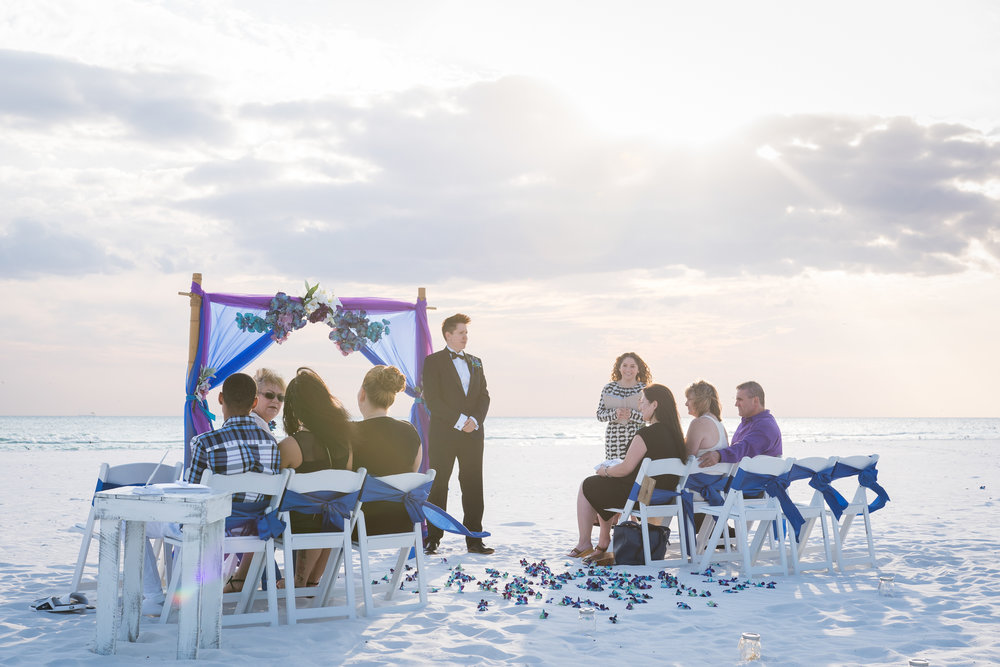 Tide-the-knot-beach-weddings, Beach-wedding-ceremony-photo
