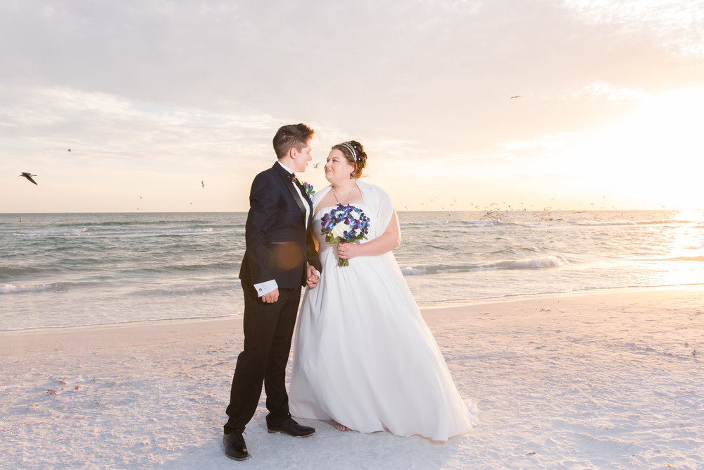Siesta-key-beach-gay-wedding, gay-beach-wedding-photo