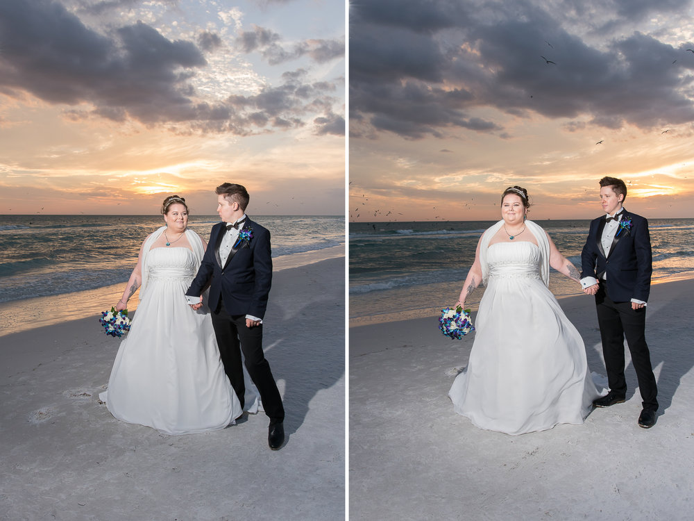 Siesta-key-wedding-photo, gay-beach-wedding-photo