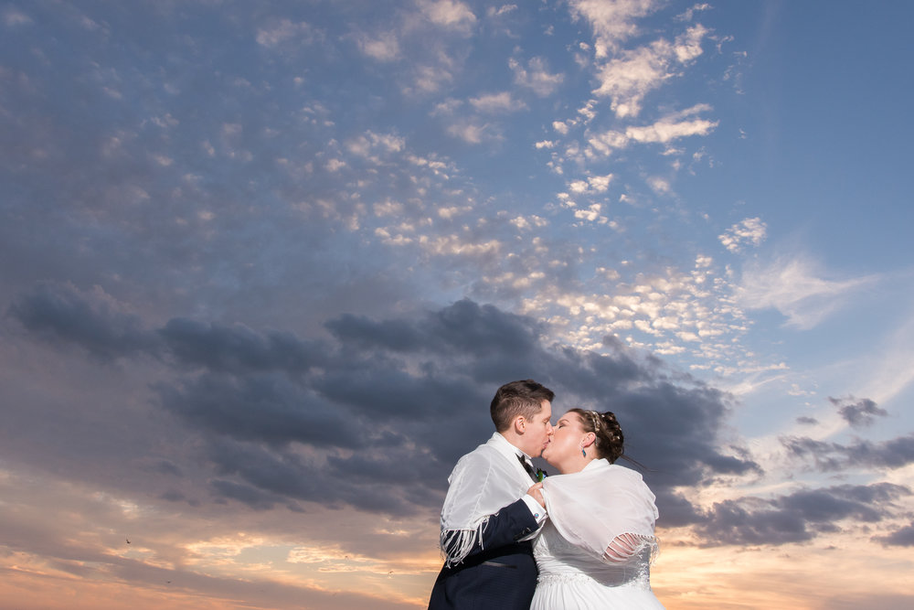 best-sunset-Florida-photography, gay-beach-wedding-photo