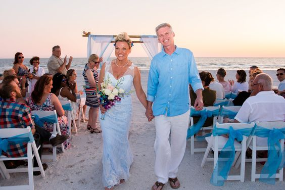 Elope in Florida - Treasure Island, Fl