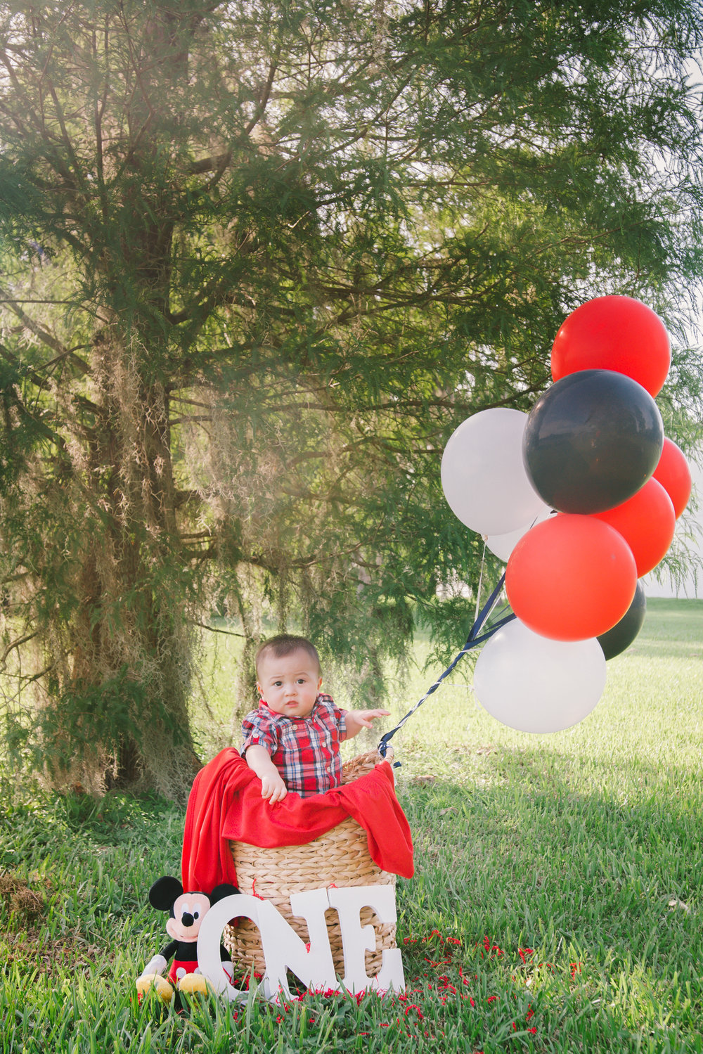 Tampa-baby-photographer, Tampa-baby-balloons