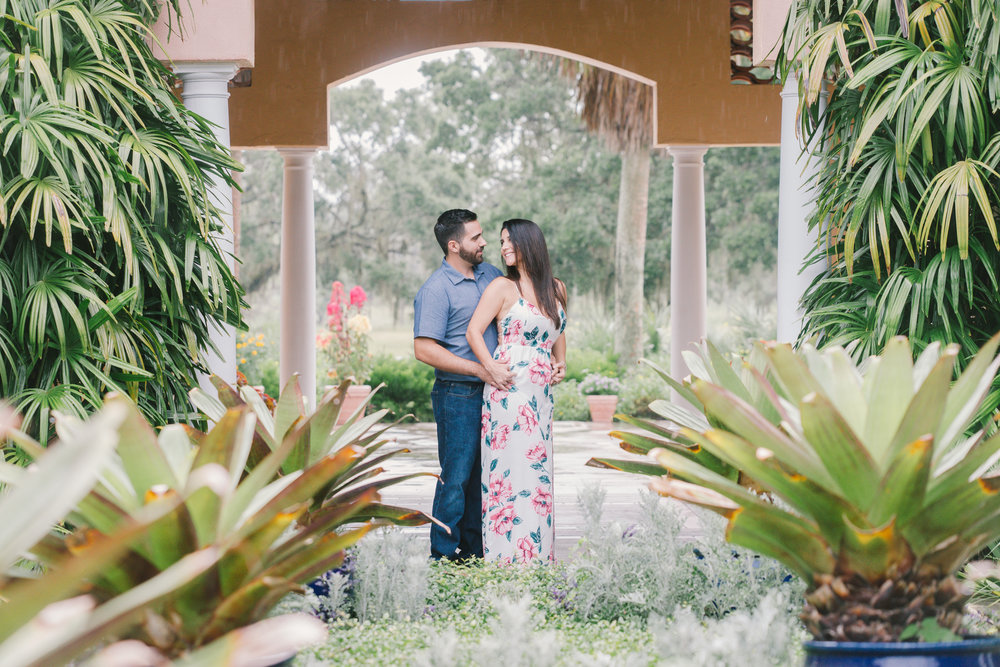 Bok-Tower-gardens, Bok-tower-gardens-engagement-photography
