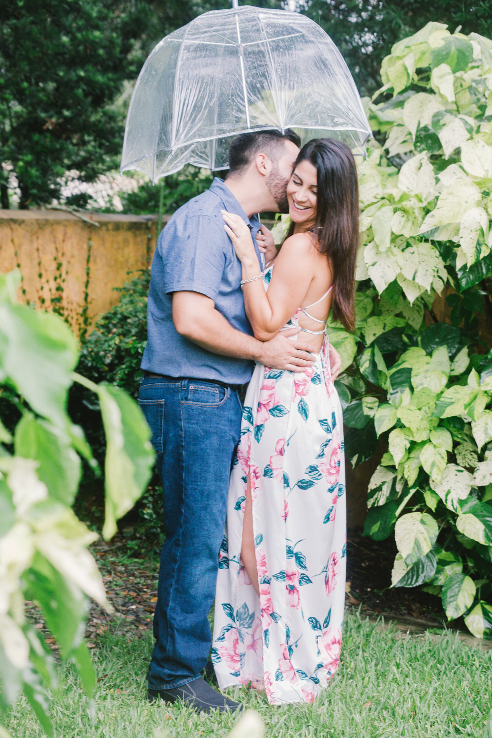 Bok-tower-gardens-engagement-photo, Tampa-photographer