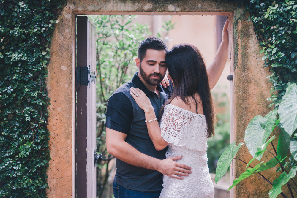 Bok-tower-gardens-engagement-photo, Bok-tower-gardens-wedding