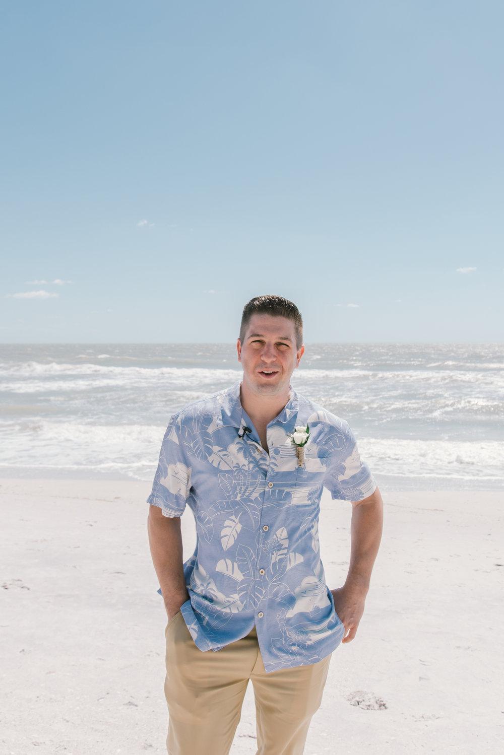groom-beach-wedding-photo, Beach-wedding-photographer