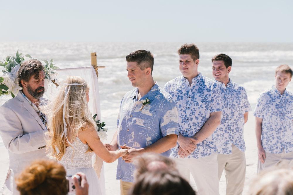 St.Pete-beach-wedding-ceremony-photo, St.Pete-wedding-photographer
