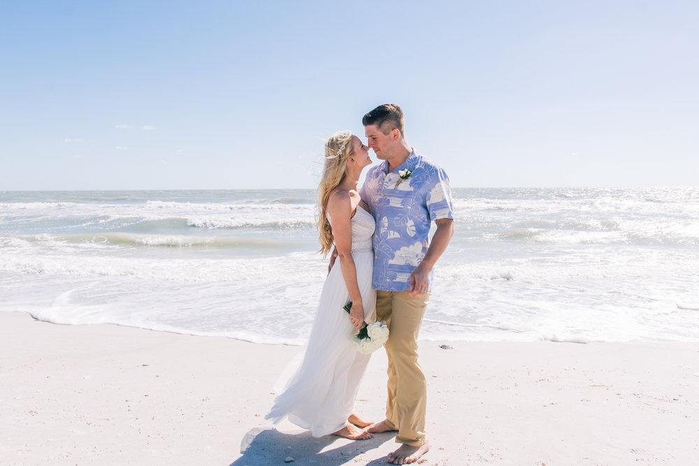 St.Pete-beach-wedding-photo, Tide-the-knot-beach-weddings