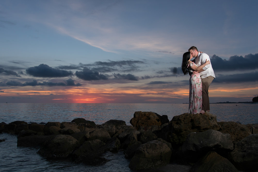 St.Pete-engagement-session, St.Pete-photographer