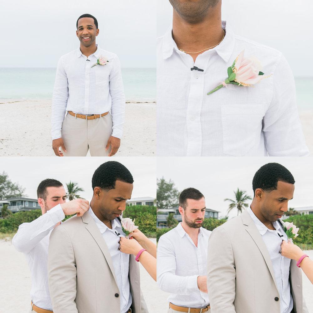 Florida-groom-beach-wedding-photo, Florida-wedding