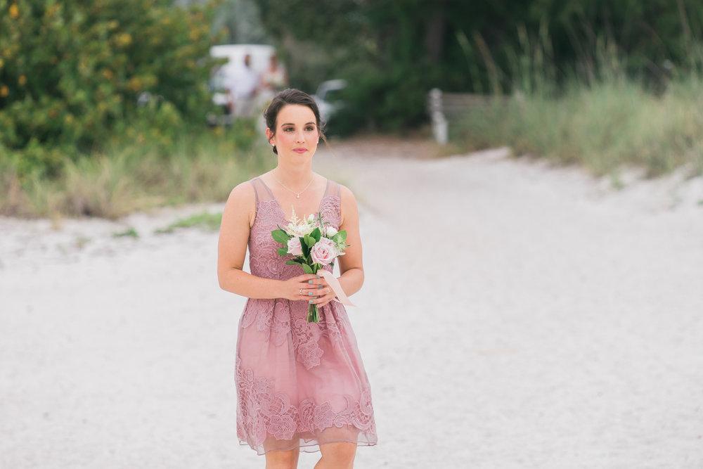 Beach-wedding-ceremony-photo, Florida-beach-wedding
