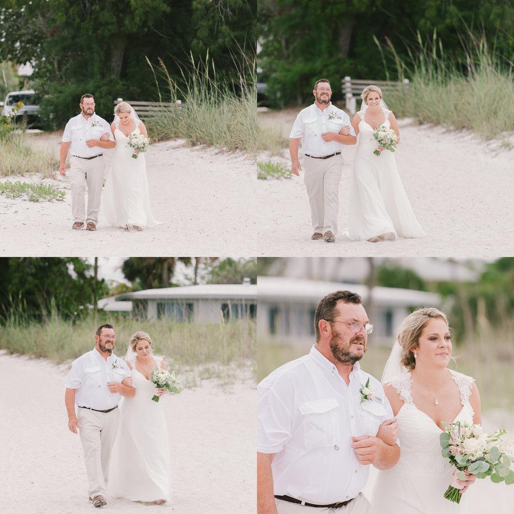 Florida-beach-wedding-ceremony-photo, Tampa-wedding-photographer