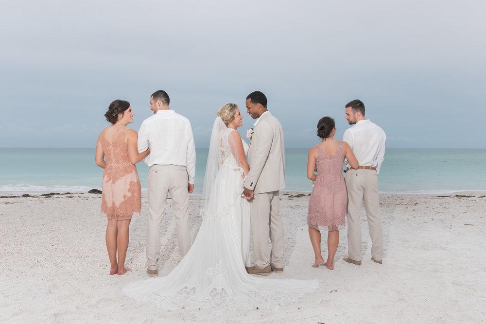 Anna-Maria-Island-wedding-photo. bridal-party-photo