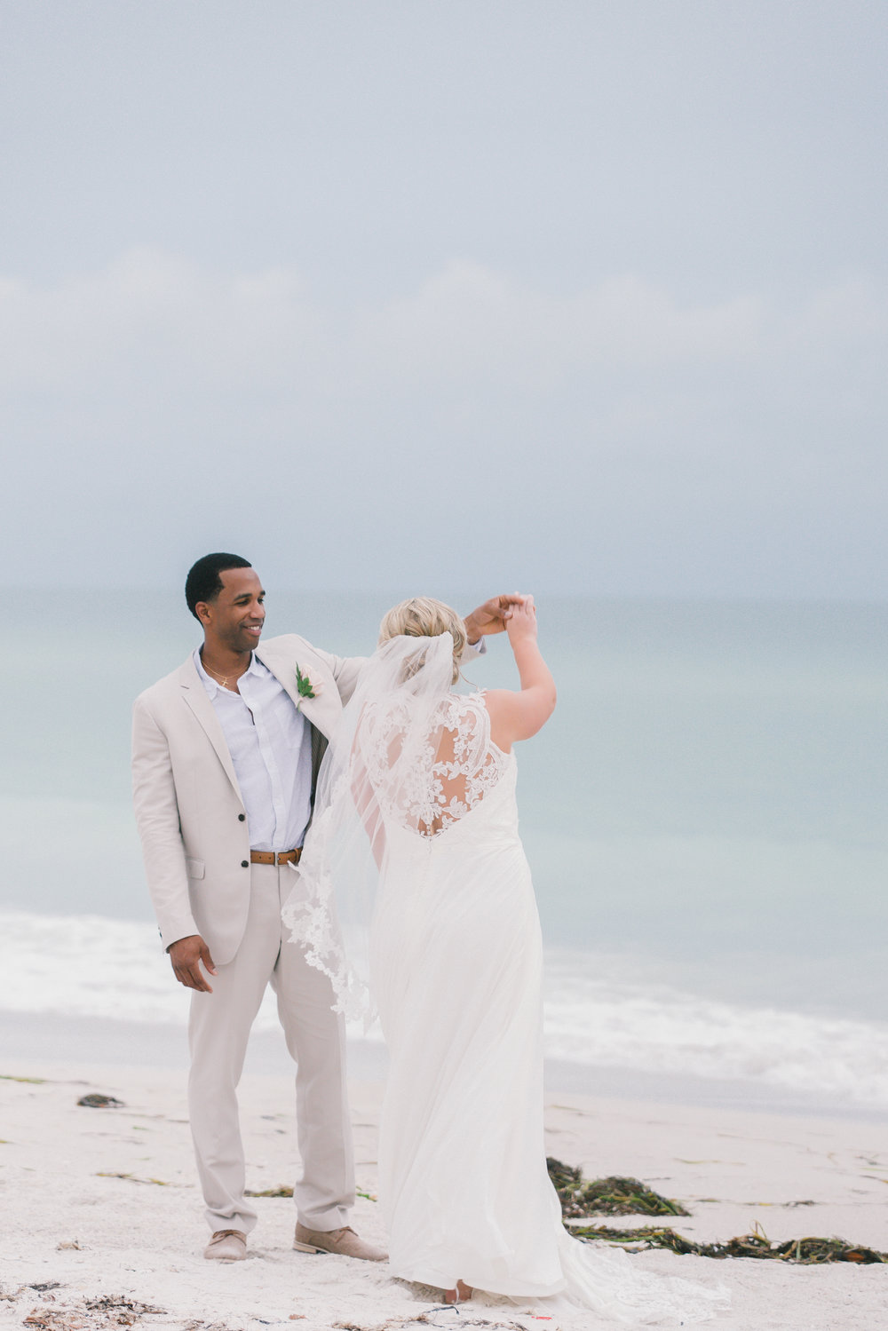 Anna Maria Island Beach Wedding Ceremony | Gorgeous beach wedding in ...
