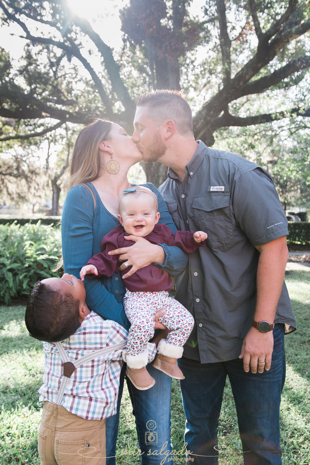 Tampa-family-photo, Seminole-heights-family-session