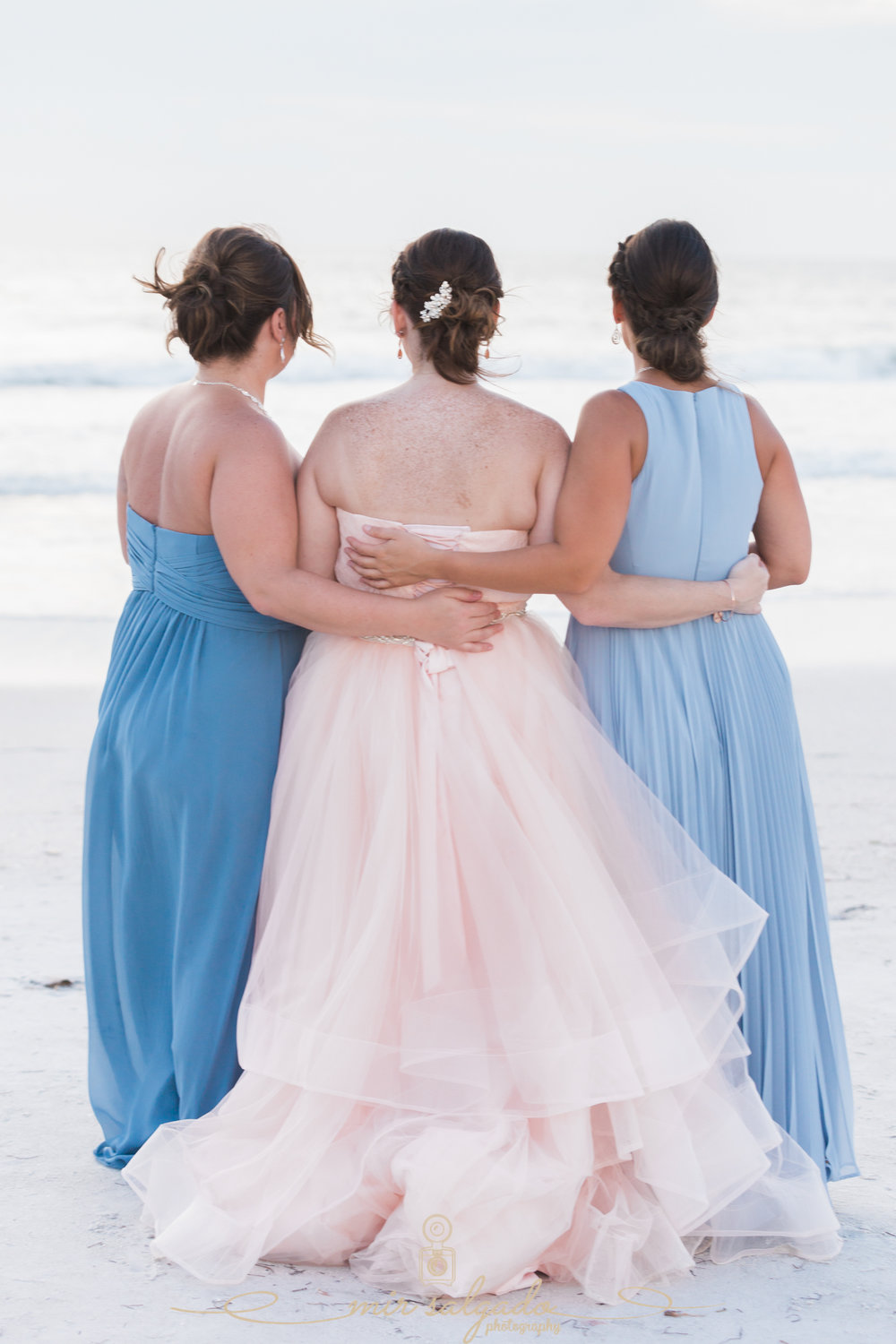St.Pete-wedding, Bridesmaids-wedding-photo