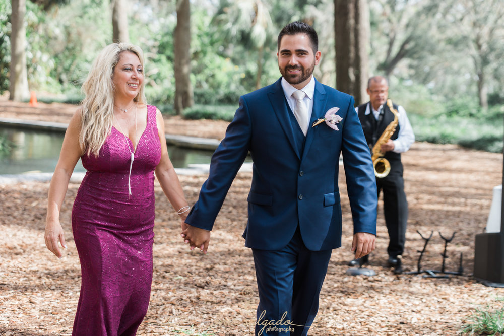 Bok-tower-gardens-wedding-ceremony, Tampa-wedding