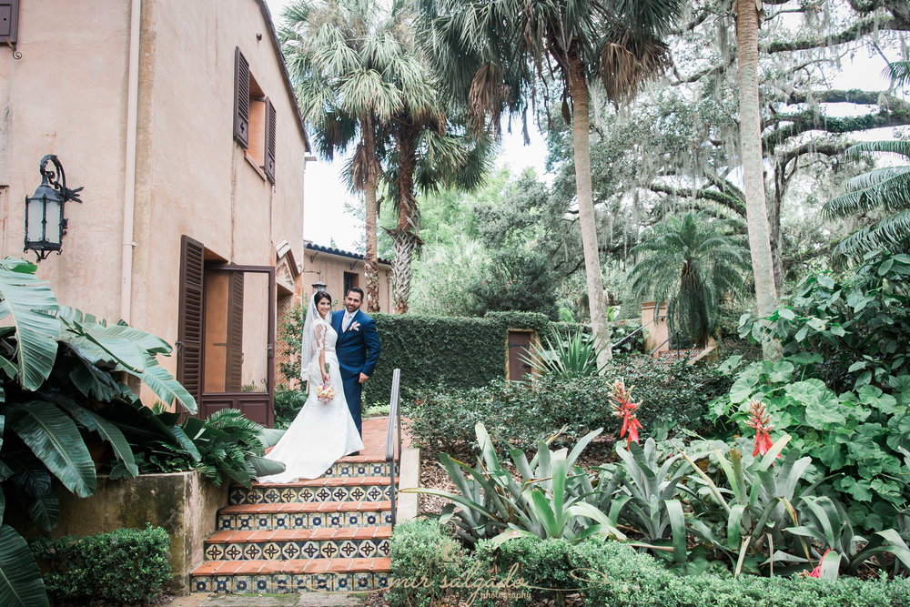 Bok-tower-gardens-wedding-photo, Bok-tower-gardens-wedding-day, garden-wedding-photo