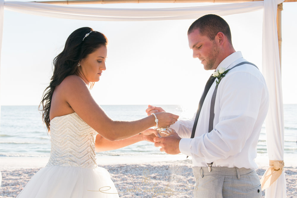 St.Pete-elopement-photo, St.Pete-beach-wedding-ceremony
