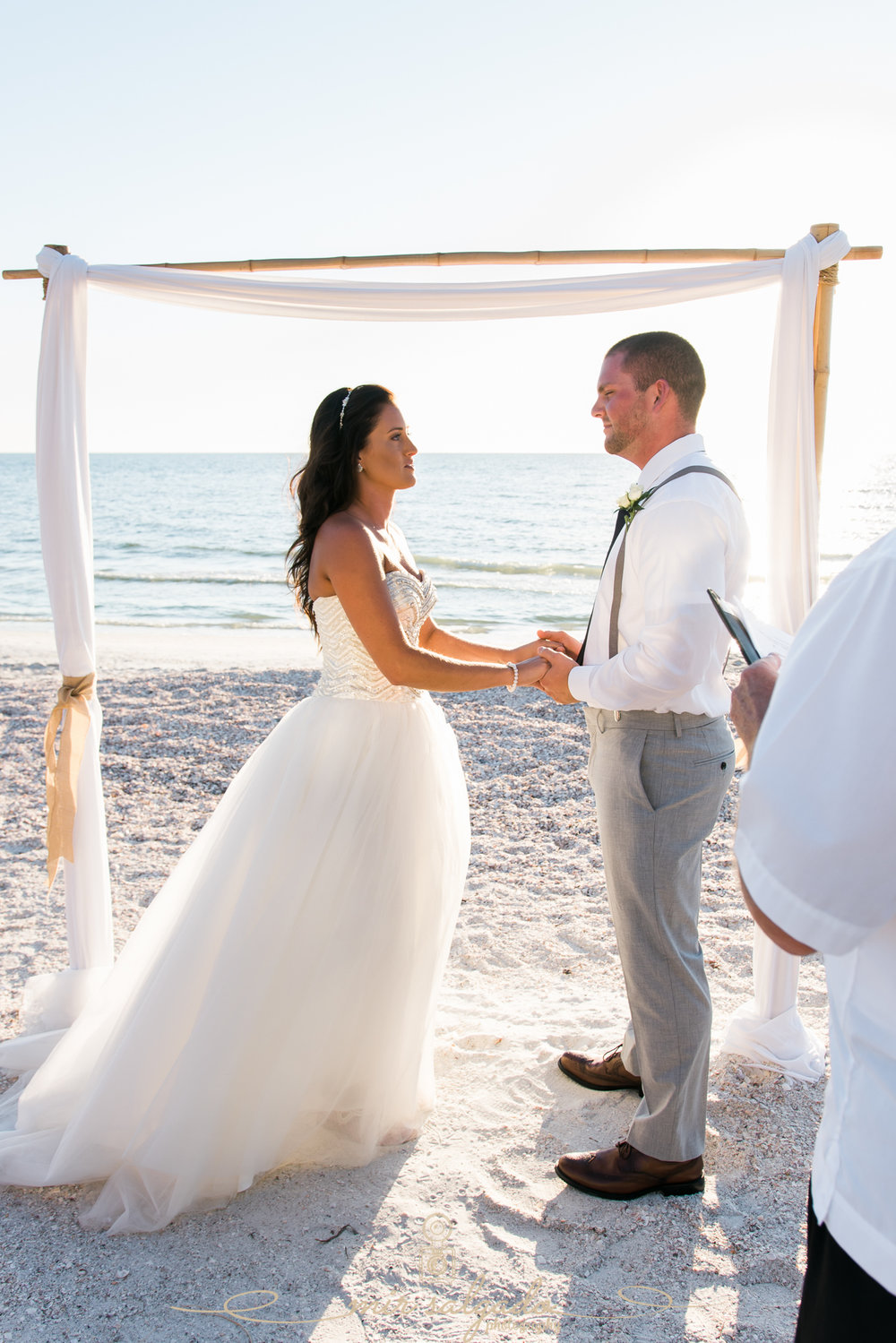 St.Pete-beach-wedding-ceremony, St.Pete-beach-wedding-photo