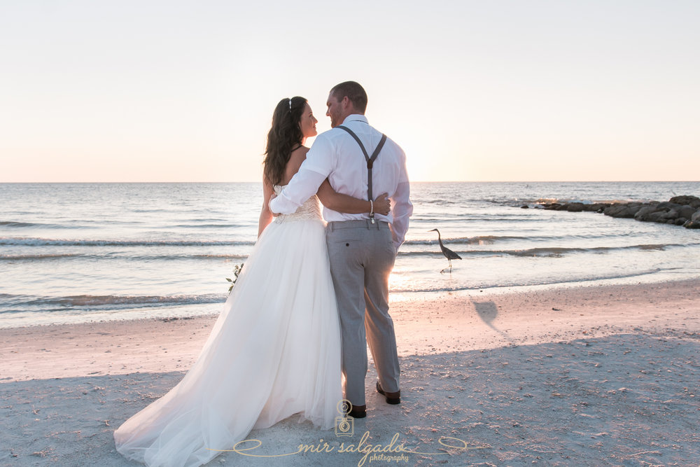 St.Pete-bride-and-groom-beach-wedding-photo, St.Pete-wedding-photographer