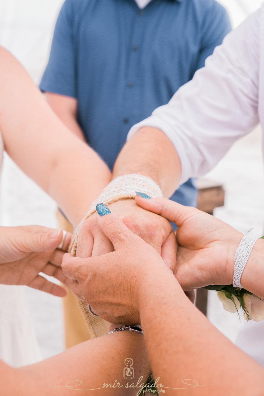 Beach-wedding-ceremony-photo, St.Pete-wedding-photographer