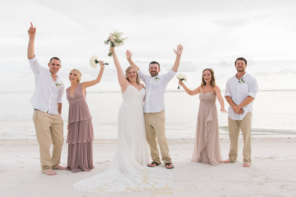 Tampa-wedding-photographer, Bridal-party-photo