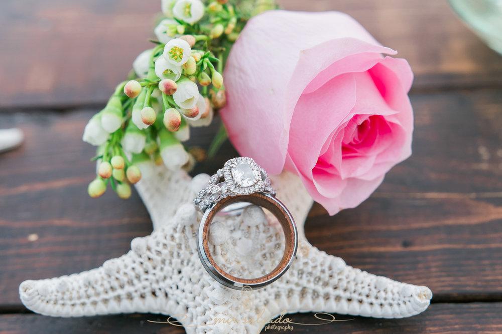beach-wedding-photographer, ring-shot-photo, Tampa-wedding-photographer