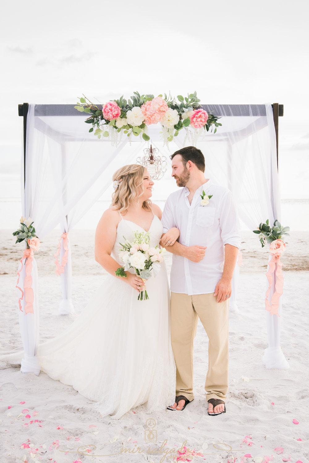 Florida-beach-wedding-photographer, St.Pete-wedding-photographer