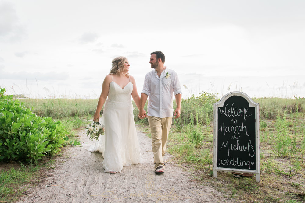 Tide-the-knot-beach-weddings, Florida-beach-wedding-photographer
