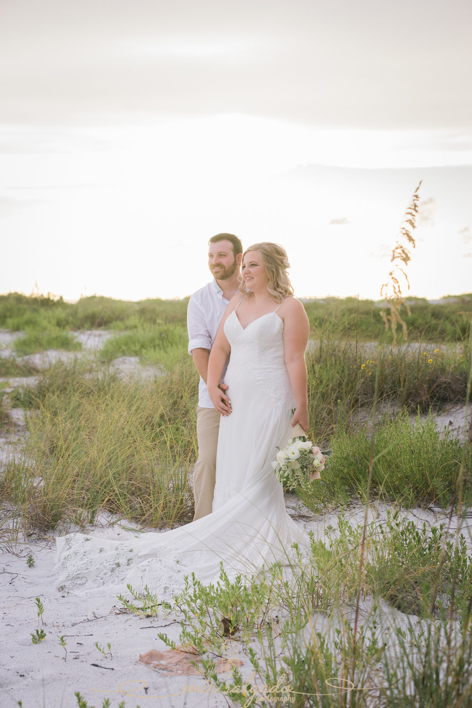 St.Pete-wedding-photographer, beach-wedding-photo