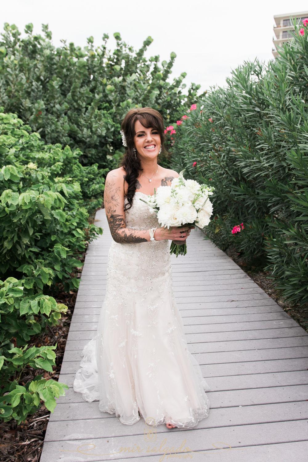 St.Pete-beach-wedding, bride-photo, St.Pete-photographer