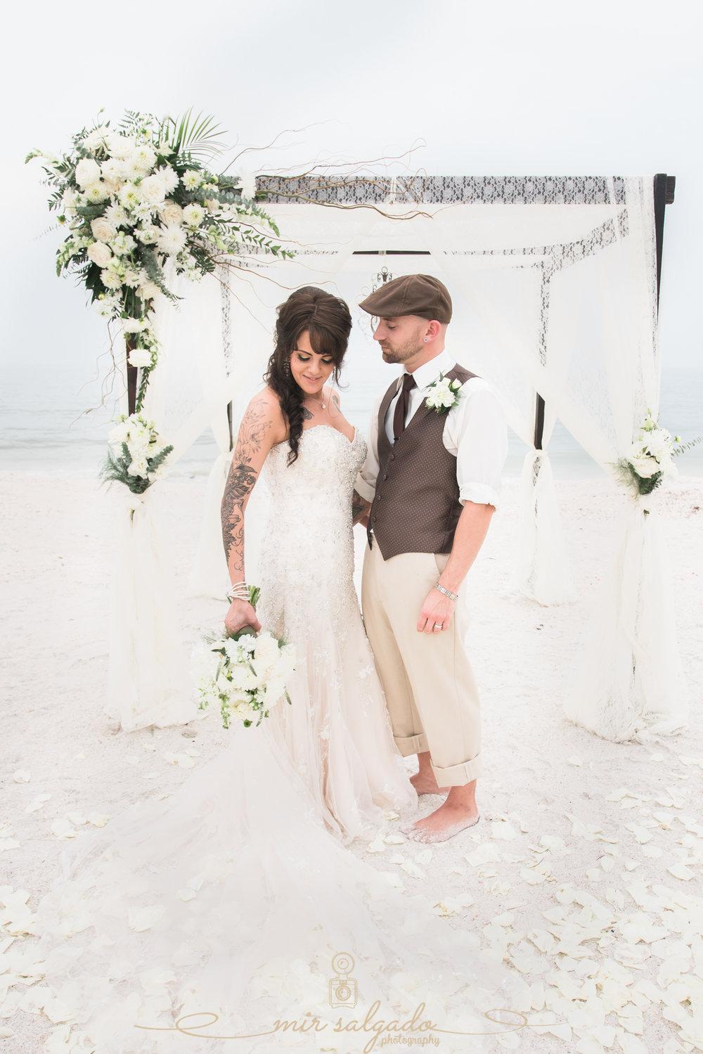 Tide-the-knot-beach-weddings, St.Pete-wedding-photographer