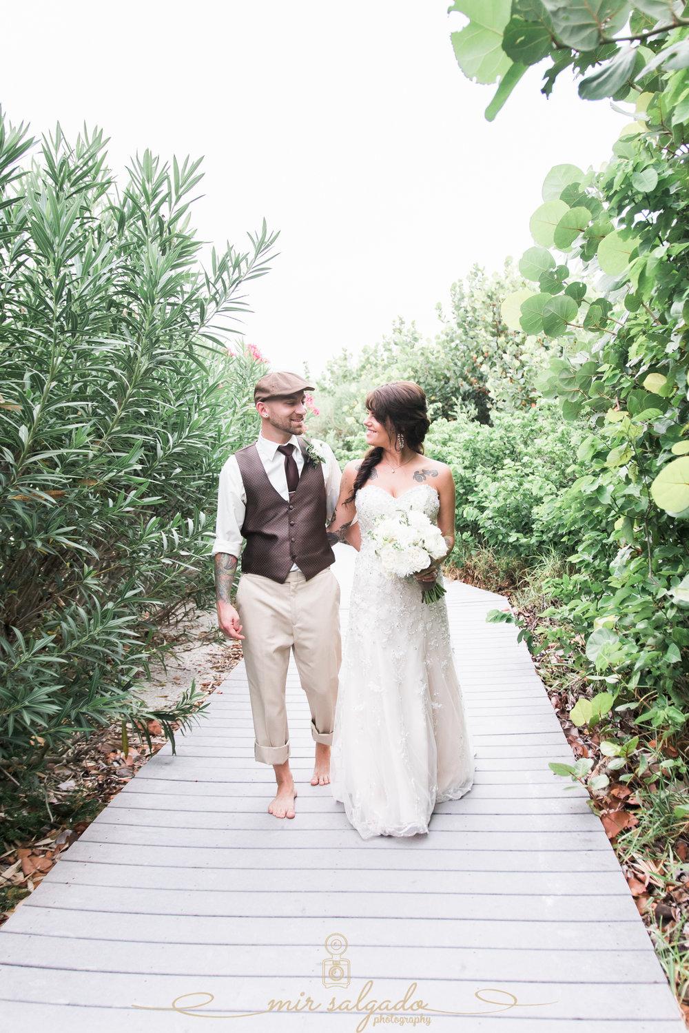Sunset-beach-wedding-photo, St.Pete-wedding-photographer