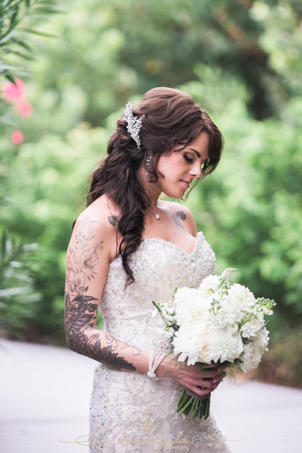 St.Pete-wedding-photographer, bride-portrait